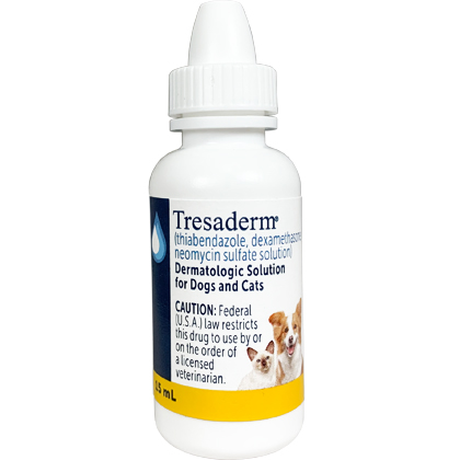 Tresaderm 15 ml Bottle