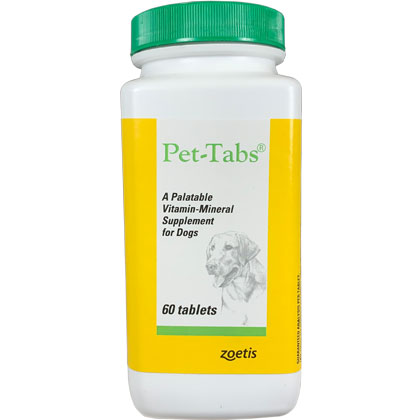 Pet-Tabs 60ct