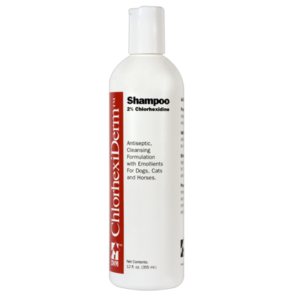 ChlorhexiDerm 2% Shampoo (Click for Larger Image)