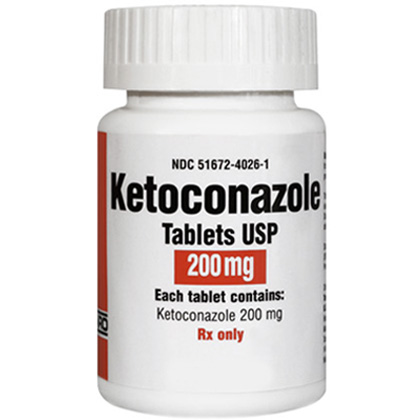Ketoconazole (Click for Larger Image)