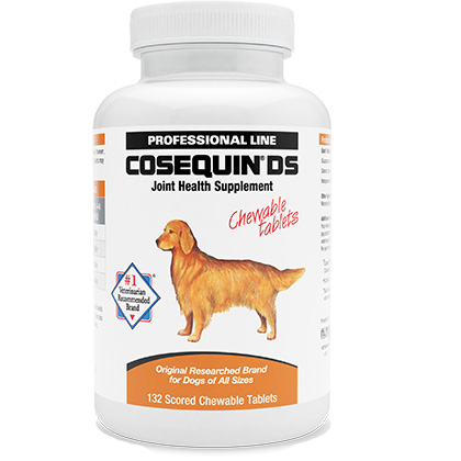 Cosequin DS Chewable 132 ct by NUTRAMAX