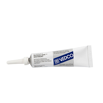 Dermalone Ointment (Click for Larger Image)