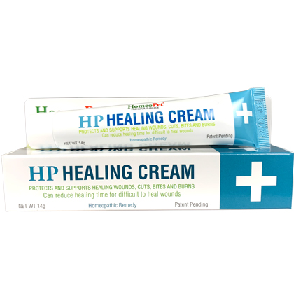 HomeoPet HP Healing Cream (Click for Larger Image)