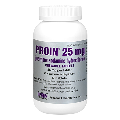 Proin 25mg Chewable 60ct btl
