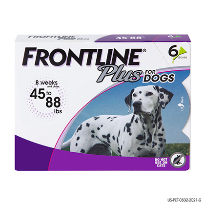 Compare Front Line for dogs