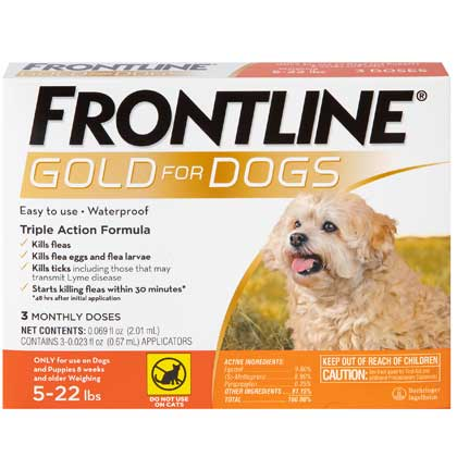 Frontline Gold (Click for Larger Image)