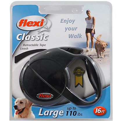 Flexi Retractable Leashes (Click for Larger Image)