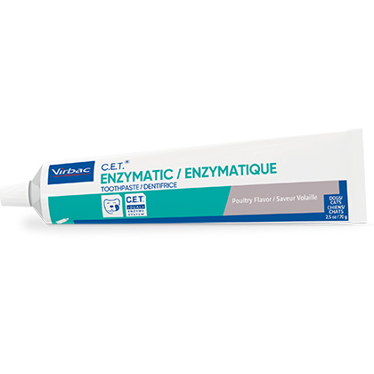 C.E.T. Enzymatic Toothpaste (Click for Larger Image)