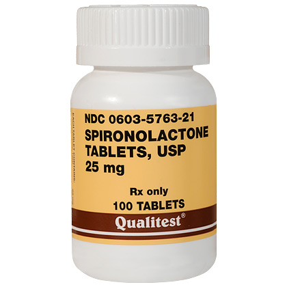 Spironolactone (Click for Larger Image)