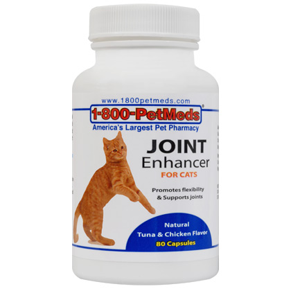 Joint Enhancer For Cats (Click for Larger Image)