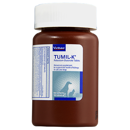 Tumil-K Tablets (Potassium Gluconate) (Click for Larger Image)