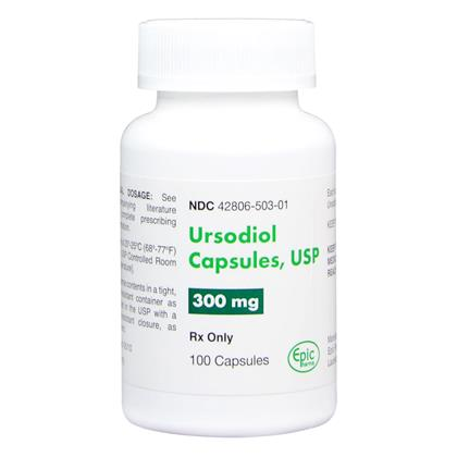 Ursodiol (Click for Larger Image)