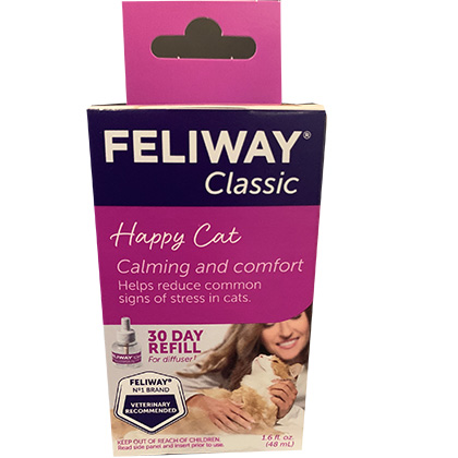 Anxiety Medication, Feliway For Cats Refill Bottle 48 ml