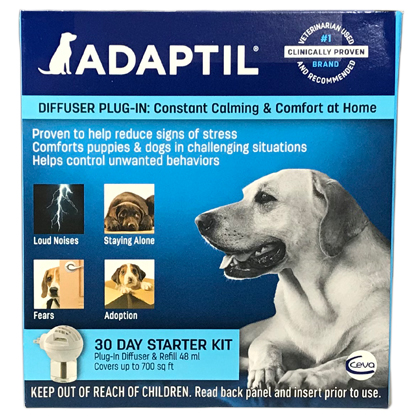 Comfort Zone With D.A.P. For Dogs Plug In With 48ml Bottle