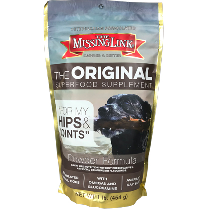 The Missing Link Plus Canine Formula with Joint Support (Click for Larger Image)
