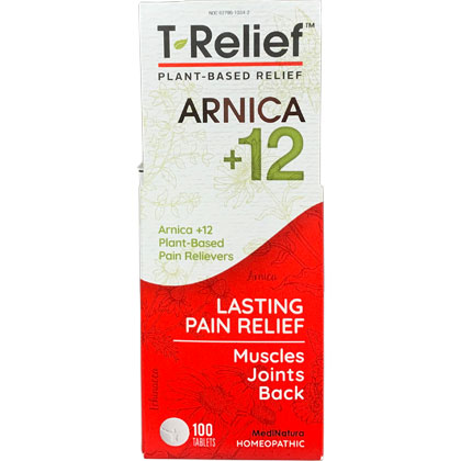 T-Relief Tablets (Click for Larger Image)