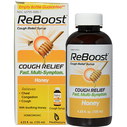 Reboost Cough Relief Syrup (Click for Larger Image)
