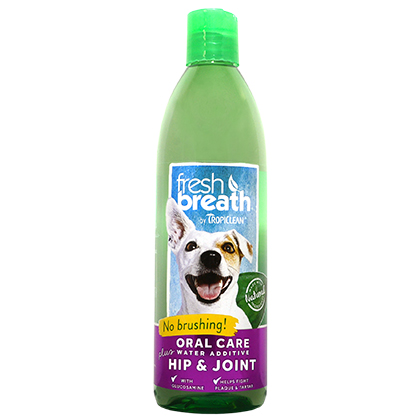 TropiClean Fresh Breath Water Additives for Pets