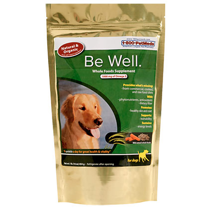 Be Well For Dogs (Click for Larger Image)