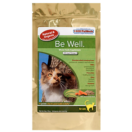 Be Well For Cats (Click for Larger Image)