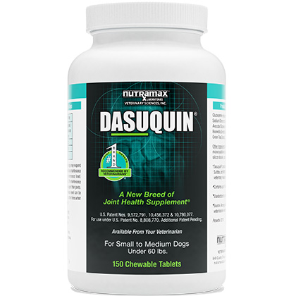 Dasuquin Dogs Under 60 lbs 150 ct