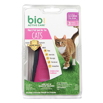 Bio Spot For Cats (Click for Larger Image)