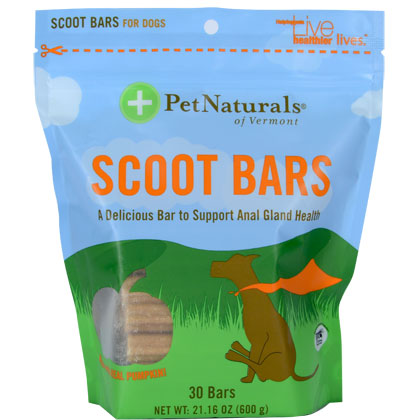 Pet Naturals Scoot Bars (Click for Larger Image)