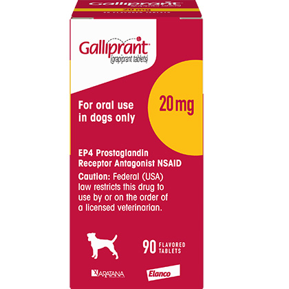 Galliprant 20 mg Tab 90 ct