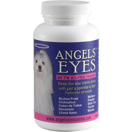 angels eyes for dogs and cats   tear stain remover