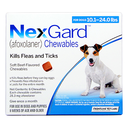 Nexgard Chewables For Dogs Free Shipping 1800petmeds