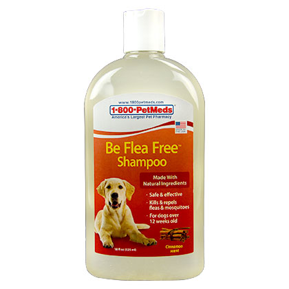Be Flea Free Shampoo (Click for Larger Image)