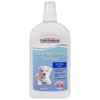 Be Bright White Shampoo (Click for Larger Image)