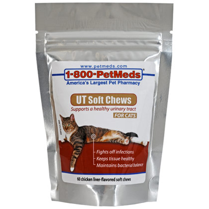 UT Soft Chews For Cats (Click for Larger Image)