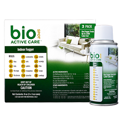 Bio Spot Active Care Indoor Fogger (Click for Larger Image)