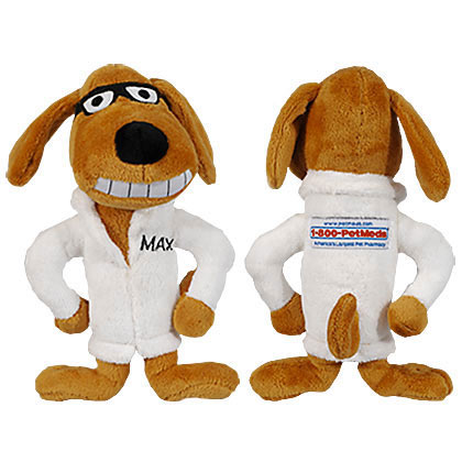 Max Dog Toy (Click for Larger Image)