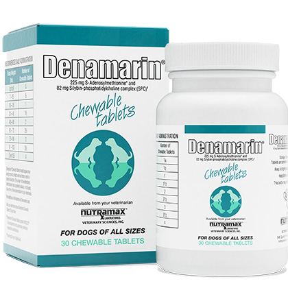 Denamarin Chewable Tabs Dogs 30 ct