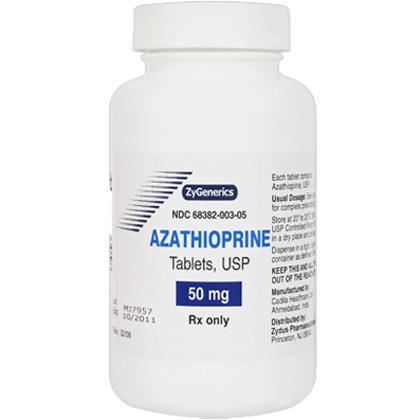 Azathioprine (Click for Larger Image)