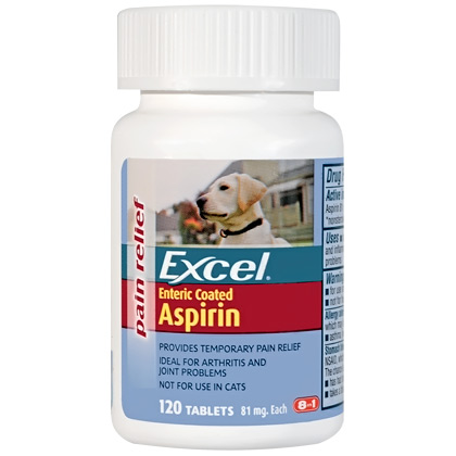 Excel Aspirin (Click for Larger Image)