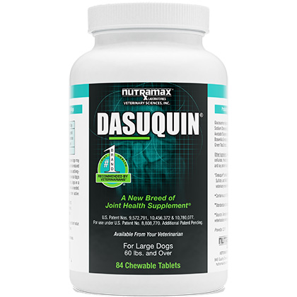 Dasuquin Dogs Over 60 lbs 84 ct