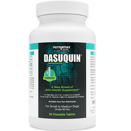 Dasuquin Dogs Under 60 lbs 84 ct