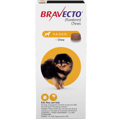 image regarding Bravecto Printable Coupons titled Bravecto Chews 4 Dose Toy Doggy 4.4-9.9 kilos