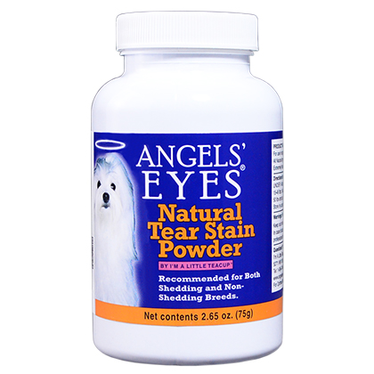 Angels' Eyes Natural Tear Stain Powder (Click for Larger Image)