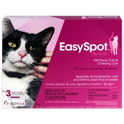 EasySpot for Cats (Click for Larger Image)