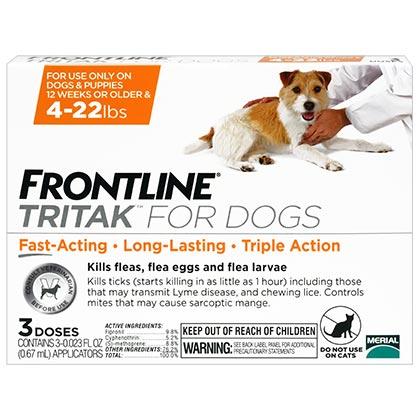 Frontline Tritak