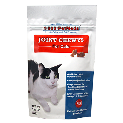 Joint Chewys For Cats 60ct