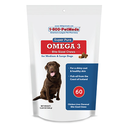Super Pure Omega 3 soft Chews