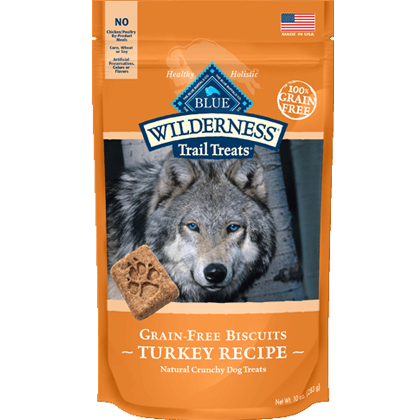 Blue Buffalo Wilderness Dog Treats (Click for Larger Image)
