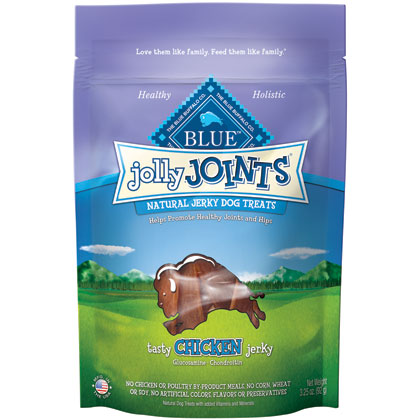 Blue Buffalo Jolly Joints Dog Treats (Click for Larger Image)