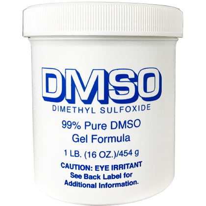 DMSO Gel for Pets (Click for Larger Image)