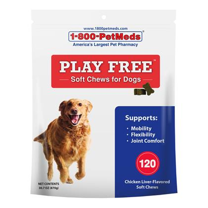 Play Free Soft Chews for Dogs